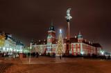 Plac Zamkowy nocą - 169613988