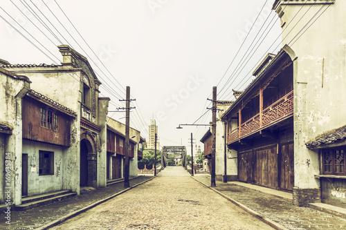 Old Shanghai - 169635384