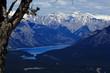 Lake Minnewanka Banff Alberta Landscape Mode