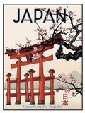 Floating gate of Itsukushima Shrine - 169640980