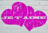 Graffiti, Je t'aime - 169653598
