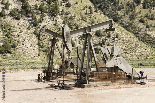 Aluminium Fyle Oil well