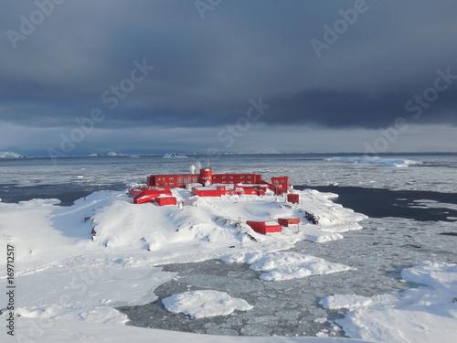 Foto op Aluminium Antarctica antartica