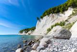 Die Ostseeküste auf der Insel Rügen - 169730752