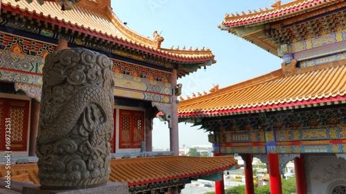 Foto op Plexiglas Peking Chinese temple