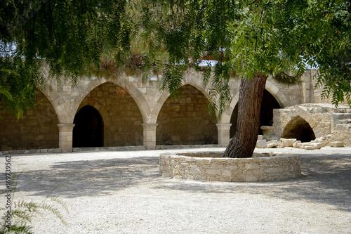 Fotobehang Cyprus Cyprus monastery