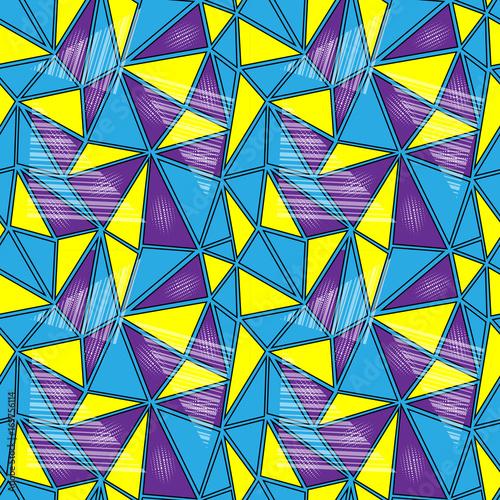 tlo,-wzor-tapety,-trojkaty-w-kolorach-zolty,-fioletowy,-niebieski