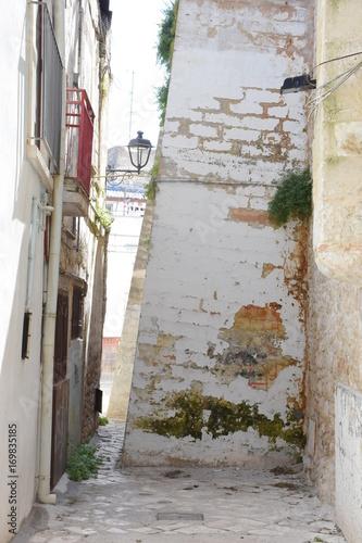 Papiers peints Ruelle etroite Casamassima, centro storico