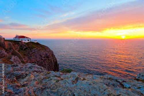 Foto op Aluminium Lavendel Algarve, Portugal