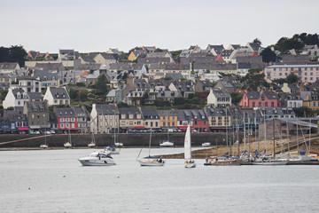 Port dans le Finistère