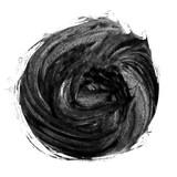 Black watercolor sphere ink - 169892533