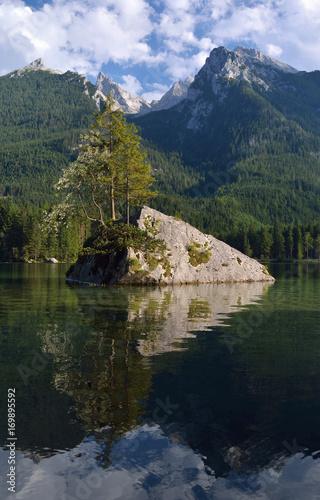 Foto op Plexiglas Bergen hintersee ramsau