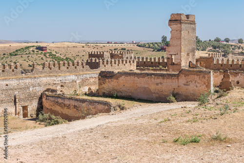 Fotobehang Marokko Boulaouane Kasbah, Doukkala-Abda region of Morocco