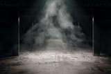 Grungy dark interior - 169955752