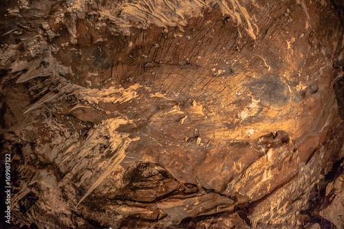 In de dag Stenen Natural cave