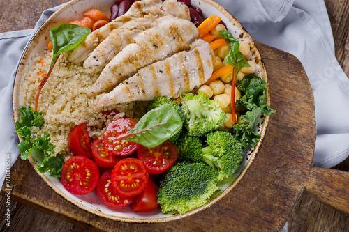 Healthy bowl - 170003584
