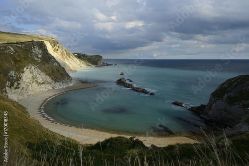 Dorset coast Poster