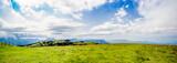 Panorama dans le Parc naturel régional du massif des Bauges - 170027924