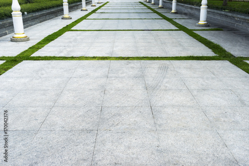 walkway stairs outdoor and background photo stock
