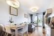 Small apartment - modern interior desugn series