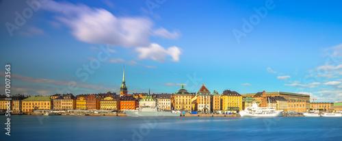 Papiers peints Stockholm Altstadt Stockholm