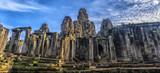 Cambodia, Siem Reap, Angkor Thom - Bayon Temple
