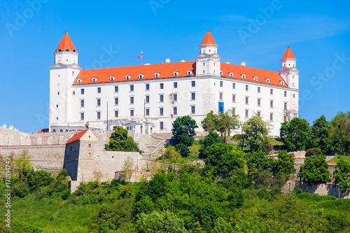 Castle in Bratislava, Slovakia Poster