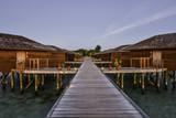 Water villas - Maldives