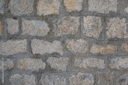 Fotobehang Stenen stonewall 4