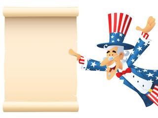 Uncle Sam Invites You