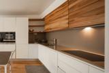 Morden wood kitchen