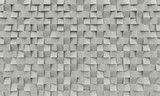 3d concrete geometric background - 170234501