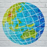 Street art. La terre - 170241973