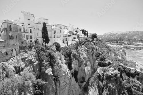Fotobehang Grijs Espagne Andalousie