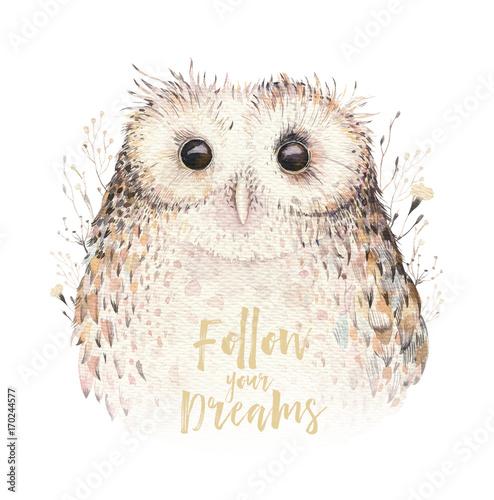 akwarela-ptakow-naturalnych-pior-boho-owl-plakat-czeski-sowy-ilustracja-boho-z-pior-do-swojego-projektu-jaskrawa-blekitna-kolor-dekoraci-sztuka