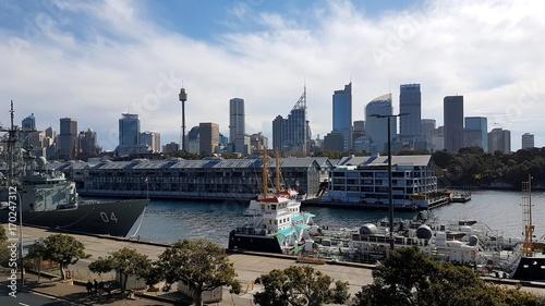 Fotobehang Sydney Sydney City, Australie