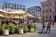 Quadro Rom, Piazza Santa Maria