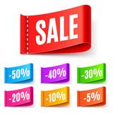 Color Sale Tags - 170280165