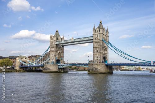 Foto op Plexiglas London famous old drawbridge called tower bridge in London