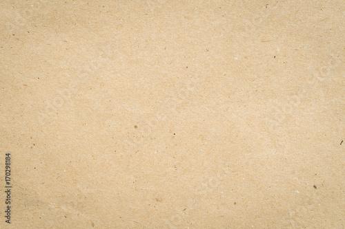 Zamyka w górę brown papieru tekstury i tła z przestrzenią.
