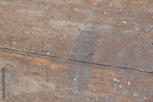 vintage rissiges Holz