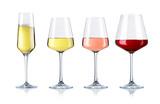 verschiedene Weingläser - 170314731