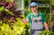 Caucasian Florist at Work - 170315397