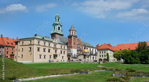 The Wawel Royal Castle - Krakow - Poland