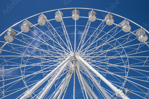 Plakat Bournemouth Big Wheel