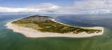Aerial view of Sylt island, nothern Germany - 170357731