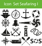 Icon Set Seafaring I