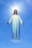 Jesus Christ in Heaven religion concept - 170392317