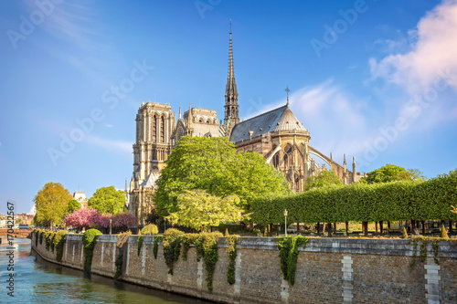 Fridge magnet Cathedral Notre Dame de Paris