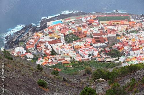 Foto op Canvas Canarische Eilanden Garachico, Tenerife